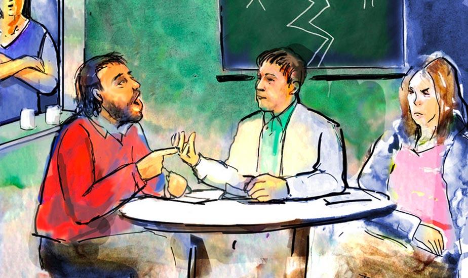 Een scheiding hakt er ook op de basisschool flink in, bureau uit Breda adviseert scholen